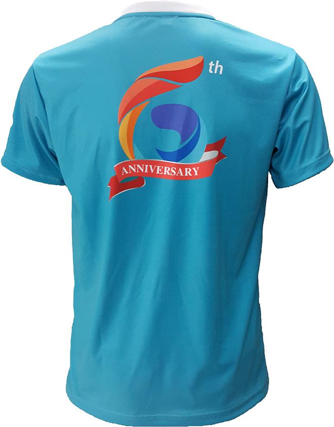 Áo kỷ niệm 6 năm thành lập công ty Aniversary - Hình 3