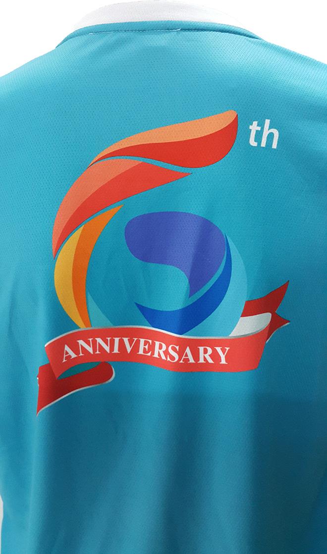 Áo kỷ niệm 6 năm thành lập công ty Aniversary - Hình 4