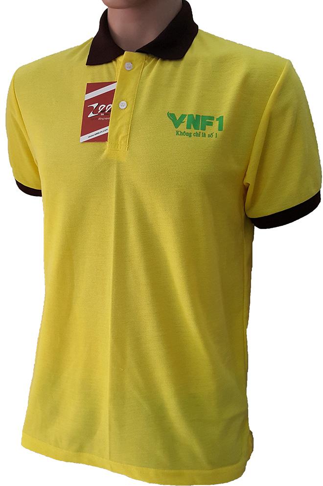 Đồng phục công nhân VNF1 - Tổng Công Ty Lương Thực Miền Bắc - mặt nghiêng