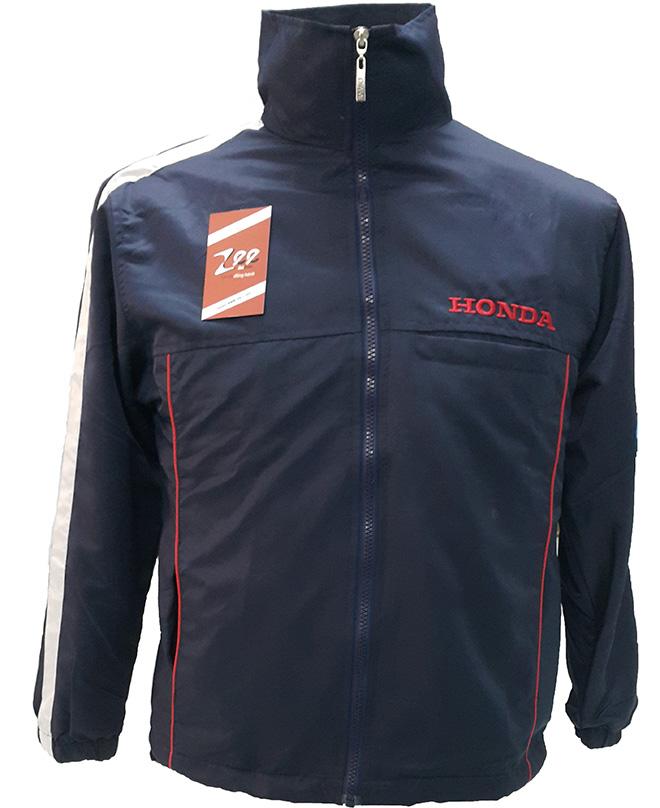 May áo khoác đồng phục của Hon Da - mặt trước