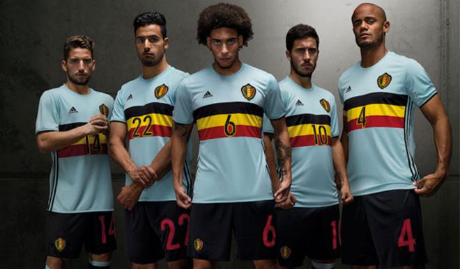 áo thi đấu euro 2016