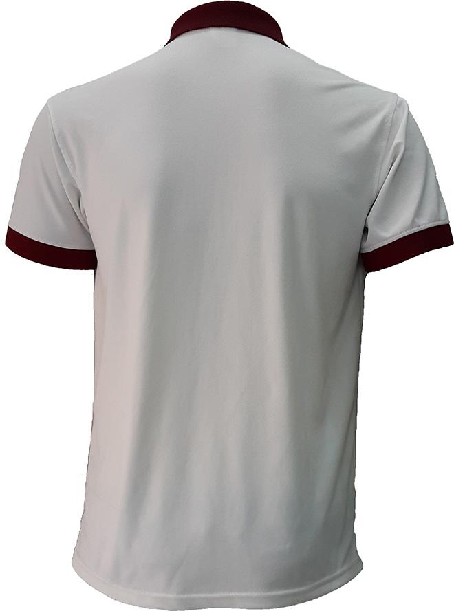 Áo thun đồng phục của Tôn Hoa Sen - mặt sau