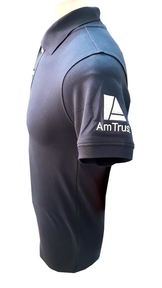 đồng phục áo thun của công ty Am Trust - hình 2 - zeeuni.com