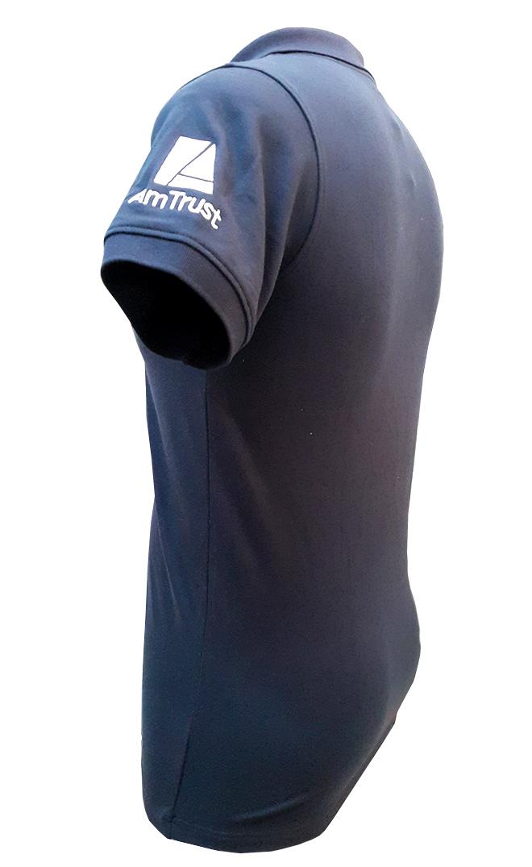 đồng phục áo thun của công ty Am Trust - hình 3 - zeeuni.com
