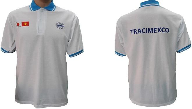 Áo đồng phục xuất khẩu lao động Tracimexco