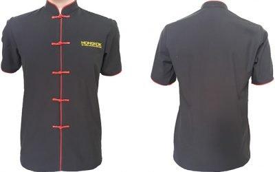 Áo đồng phục bếp dành cho nam của nhà hàng MONGKOK