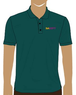 Mẫu thiết kế áo thun cho 3ASOFT