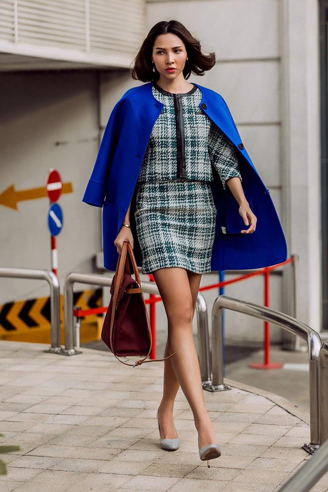 6 gợi ý phối áo khoác của Minh Triệu - Hình 8