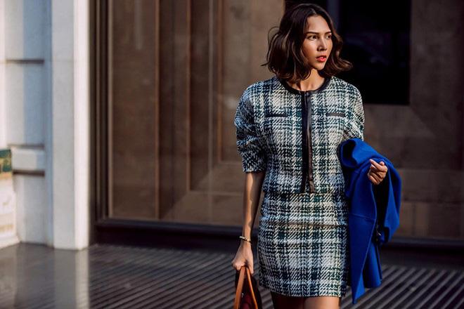 6 gợi ý phối áo khoác của Minh Triệu