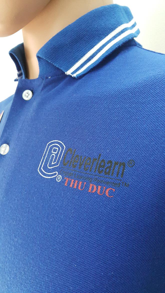 Đồng phục công sở của Cleverlearn Thủ Đức - hình 3
