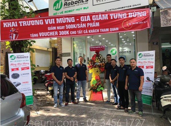 Áo Thun Đồng Phục Robotics Việt Nam