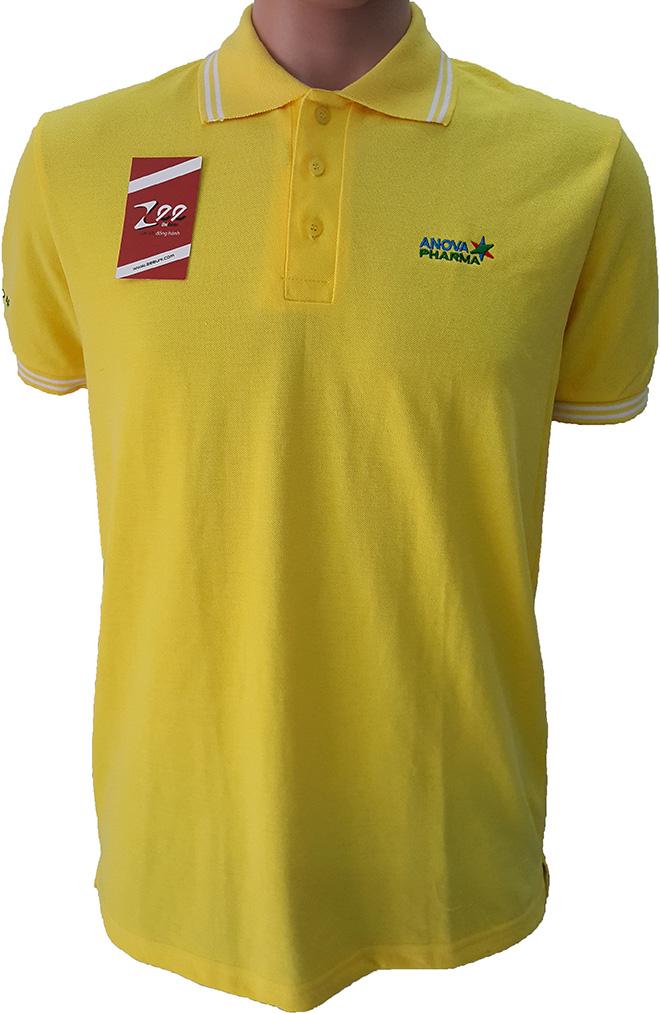 Áo thun đồng phục công sở của Anova Pharma - hình 1