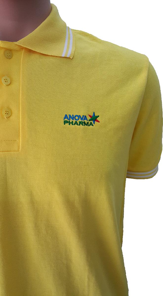 Áo thun đồng phục công sở của Anova Pharma - hình 2