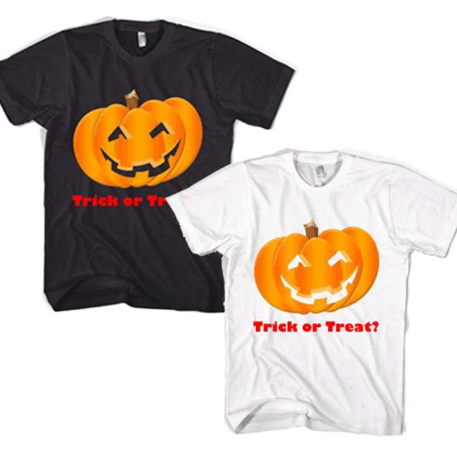 Áo thun cặp Halloween sự lựa chọn hoàn hảo trong dịp Halloween này