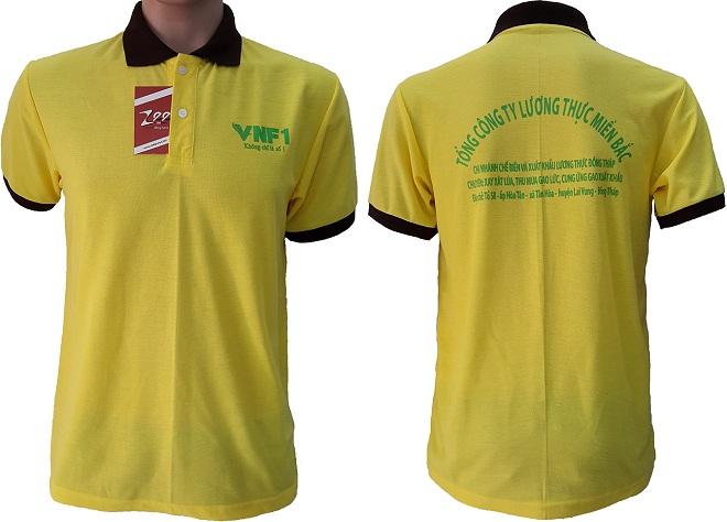 Đồng phục công nhân của Tổng Công Ty Lương Thực Miền Bắc
