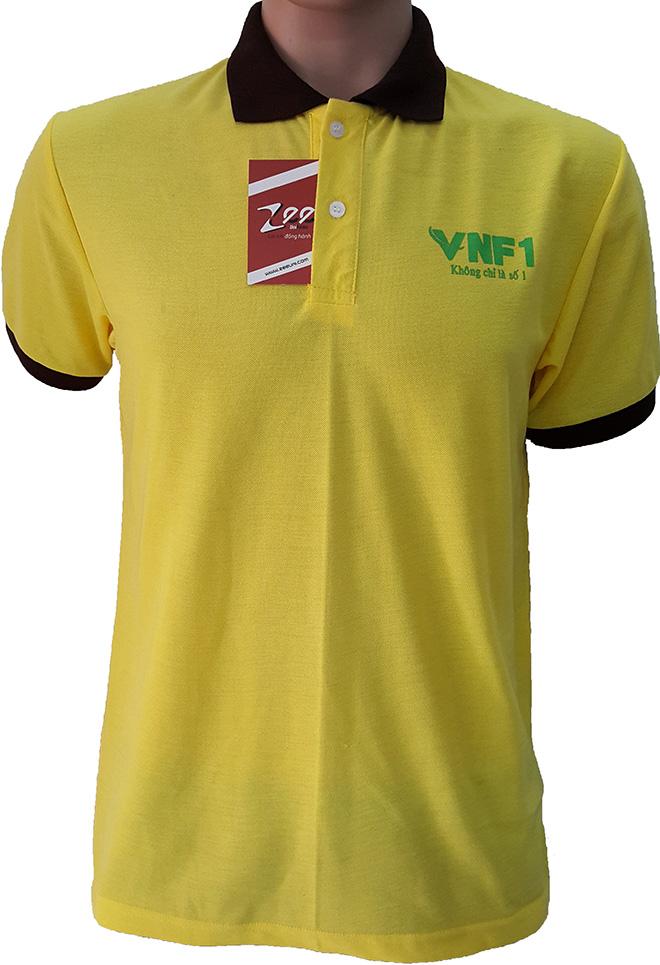 Đồng phục công nhân VNF1 - Tổng Công Ty Lương Thực Miền Bắc - mặt trước