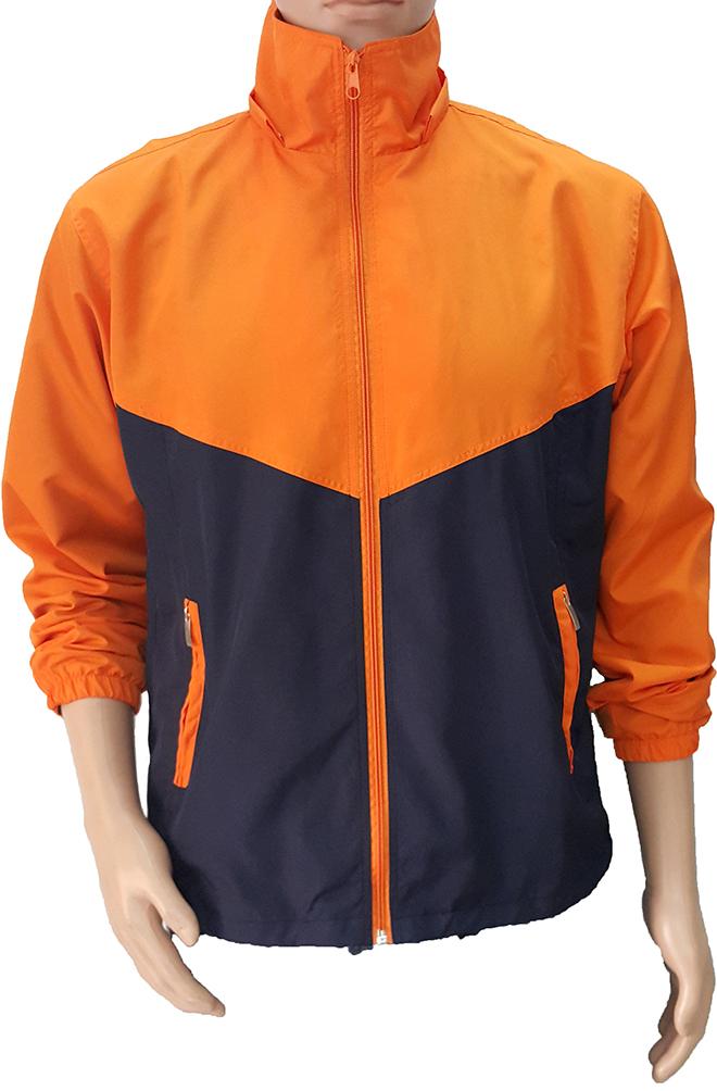 Đồng phục áo khoác vải dù của công ty DPFRUITS - zeeuni.com - hình 2
