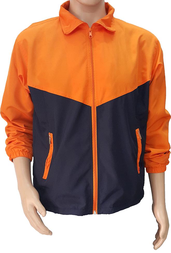 Đồng phục áo khoác vải dù của công ty DPFRUITS - zeeuni.com - hình 3