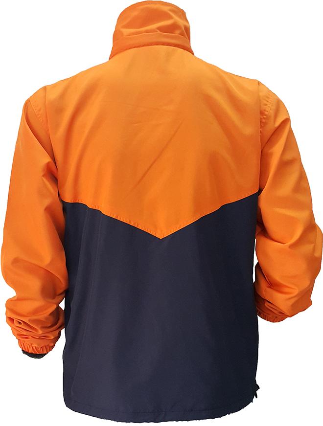 Đồng phục áo khoác vải dù của công ty DPFRUITS - zeeuni.com - hình 4