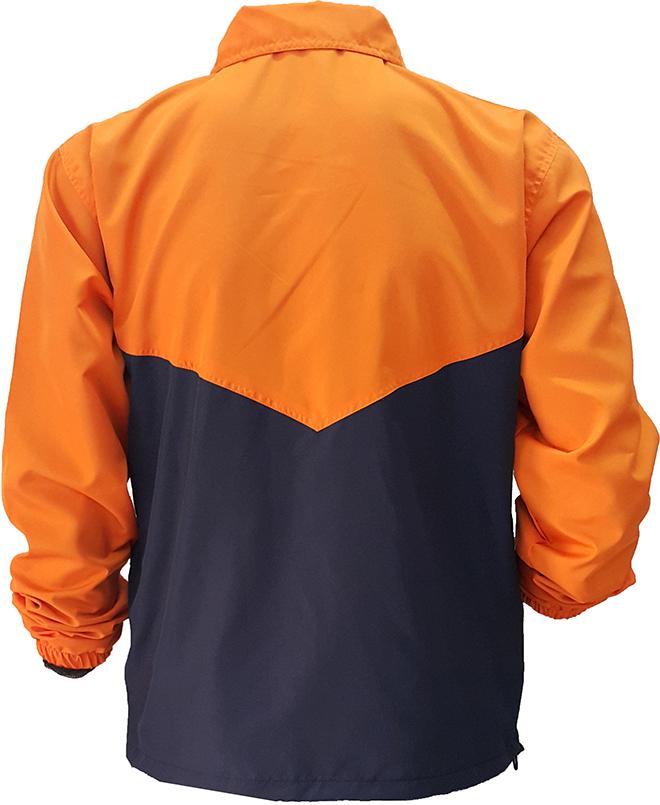 Đồng phục áo khoác vải dù của công ty DPFRUITS - zeeuni.com - hình 5