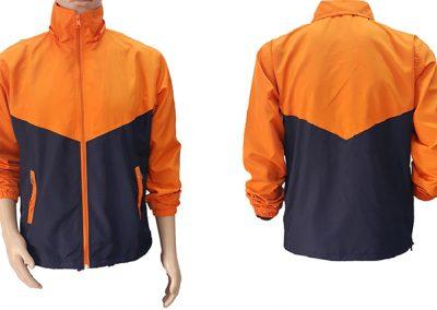 May đồng phục áo khoác che nắng tại HCM.