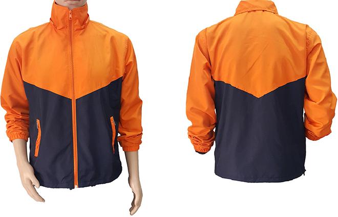 May đồng phục áo khoác theo yêu cầu tại Tân Bình.