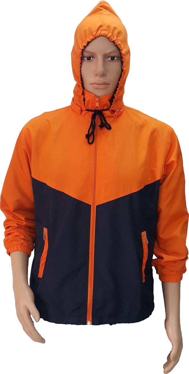 Đồng phục áo khoác vải dù của công ty DPFRUITS - zeeuni.com - hình 1