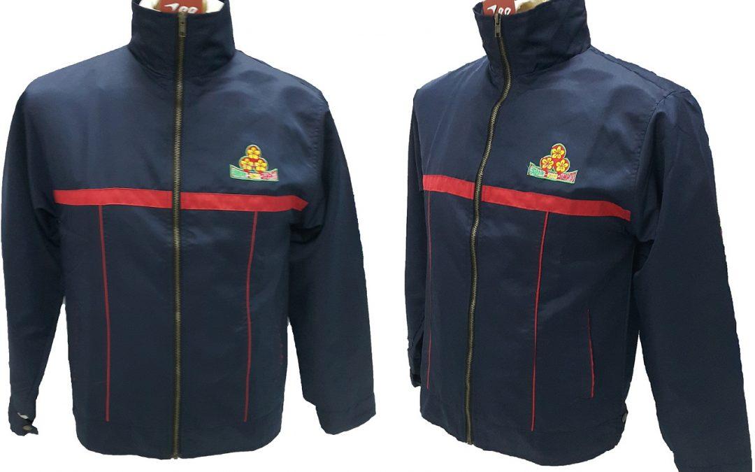 Áo khoác đồng phục của Vissan