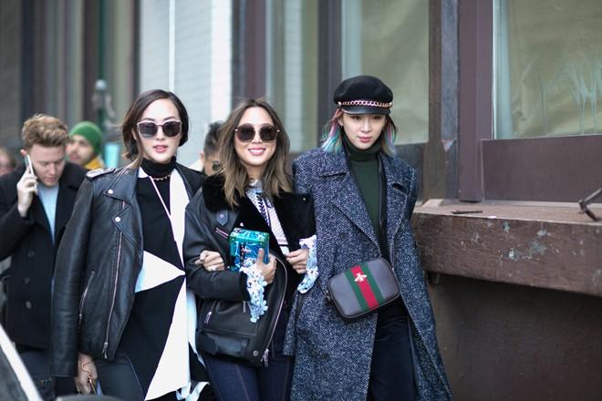 Áo khoác lông phủ sóng trên các đưởng phố New York - Hình 1