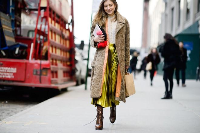 Áo khoác lông phủ sóng trên các đưởng phố New York - Hình 9