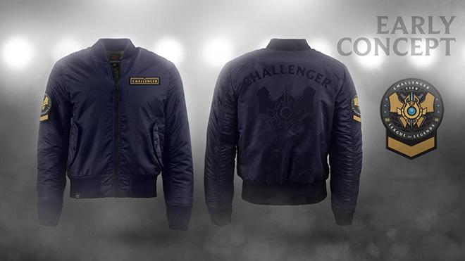 Riot tặng áo khoác siêu đẹp cho game thủ LMHT