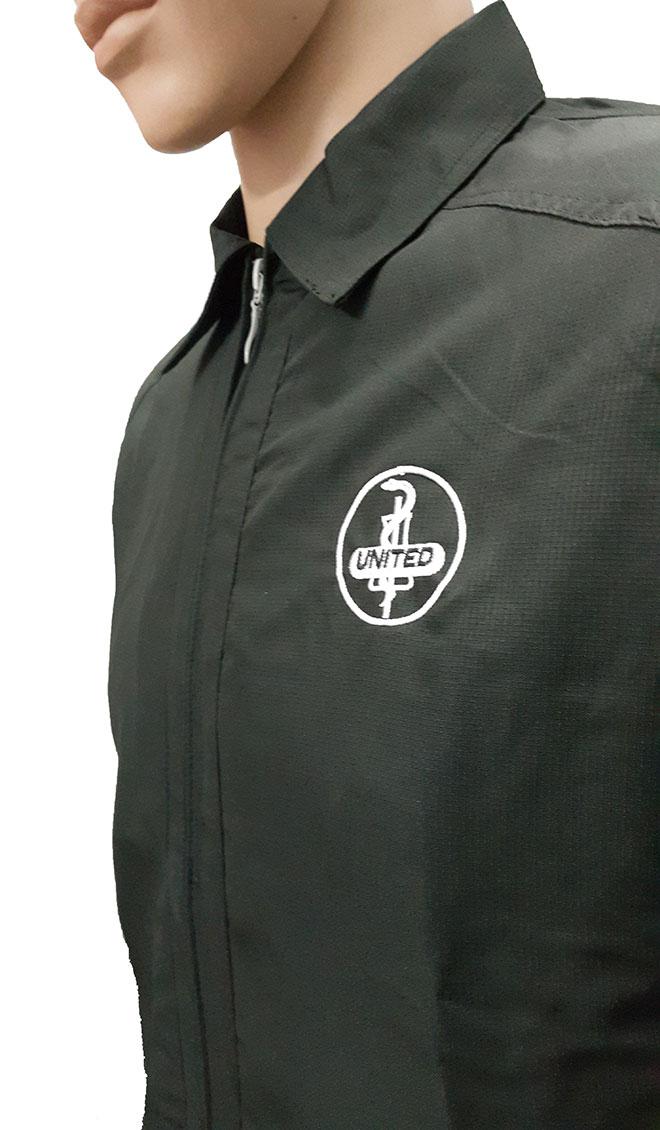 Đồng phục áo khoác sơ mi United - hình 2