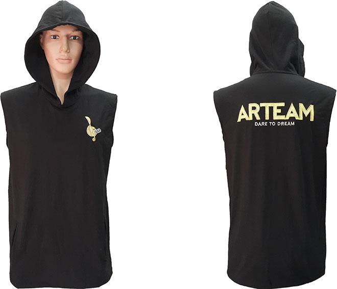 Áo thun tanktop đồng phục nhóm ARTEAM
