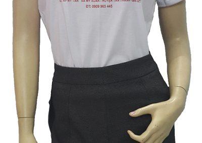 Đồng phục áo thun chùa Huệ Hưng - zeeuni.com - hình 1