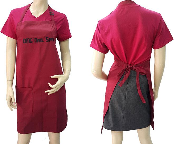 May đồng phục Gò Vấp theo yêu cầu - thiết kế đồng phục miễn phí!