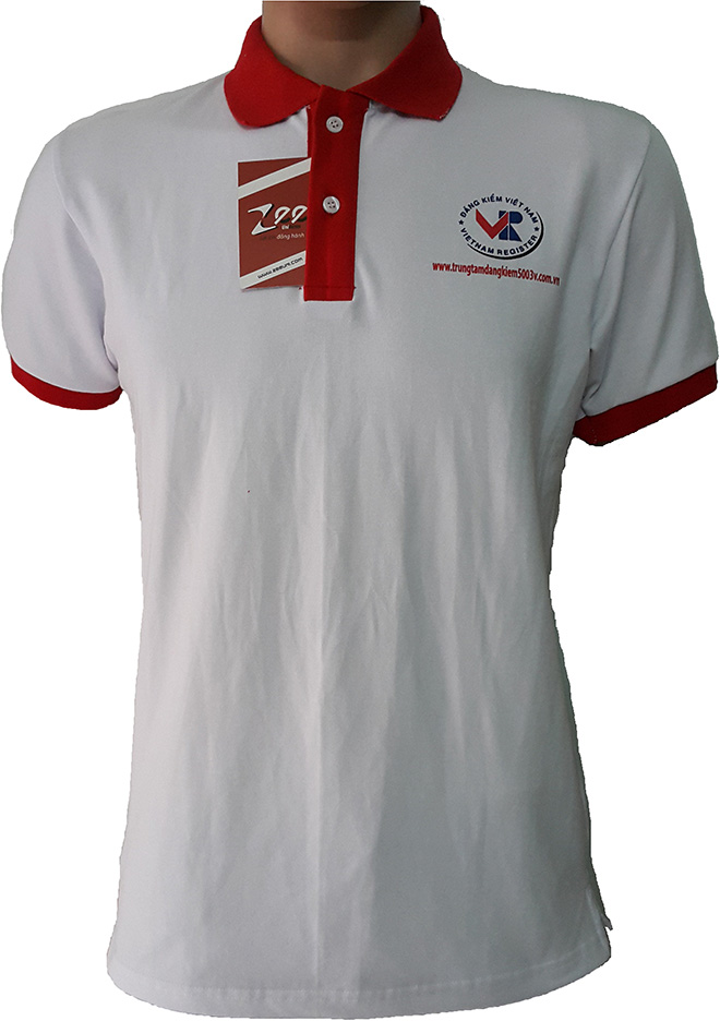 Đồng phục công sở Đăng Kiểm Việt Nam - mẫu 1
