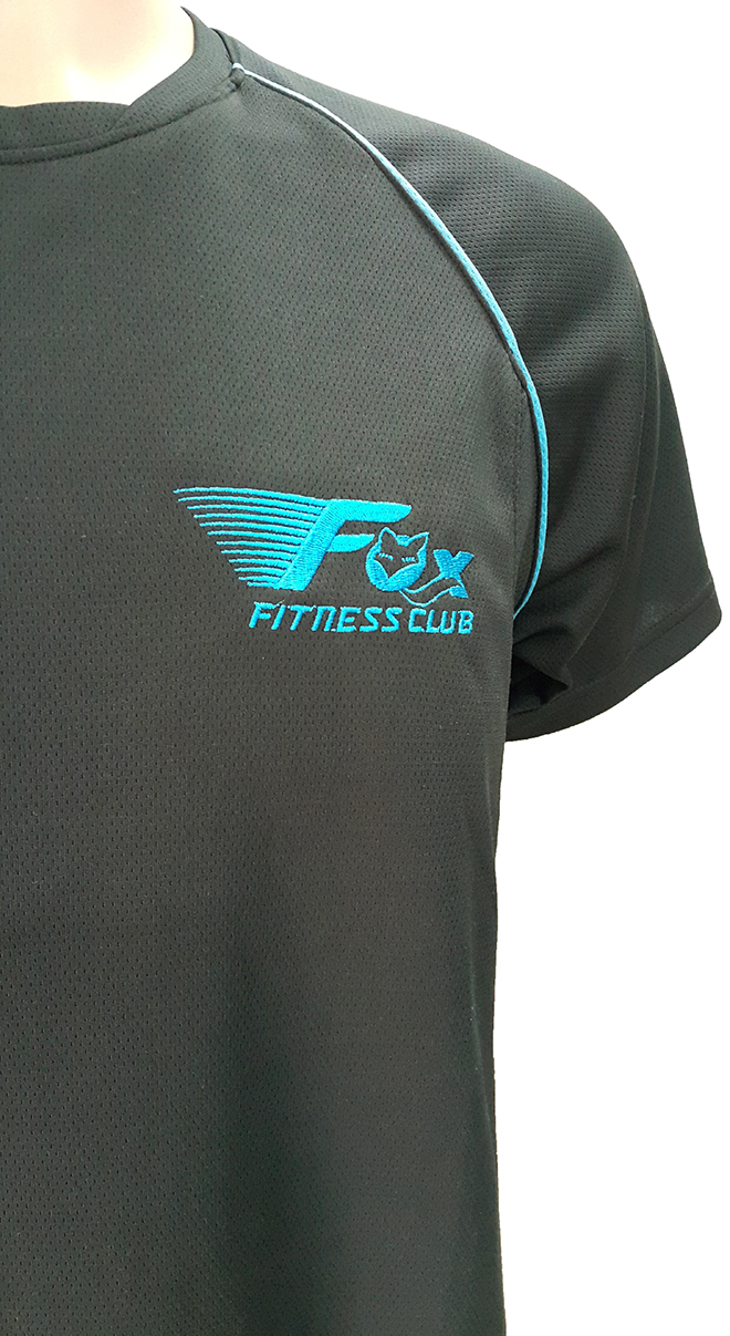 đồng phục áo thun VFox Fitness Club - zeeuni.com - hình 2