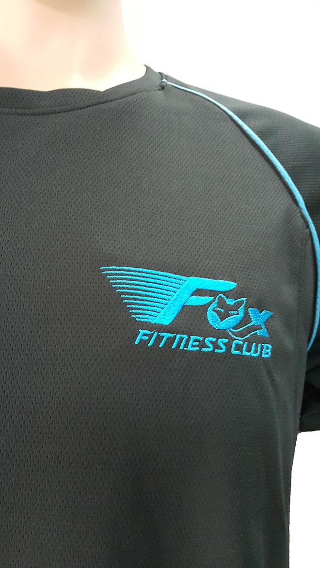 đồng phục áo thun VFox Fitness Club - zeeuni.com - hình 3