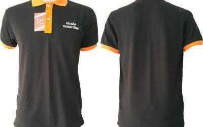 Đồng phục công nhân của hải sản Thanh Tùng