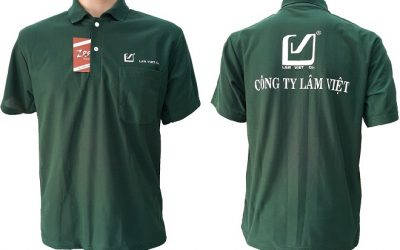 Áo thun đồng phục của Lâm Việt Co