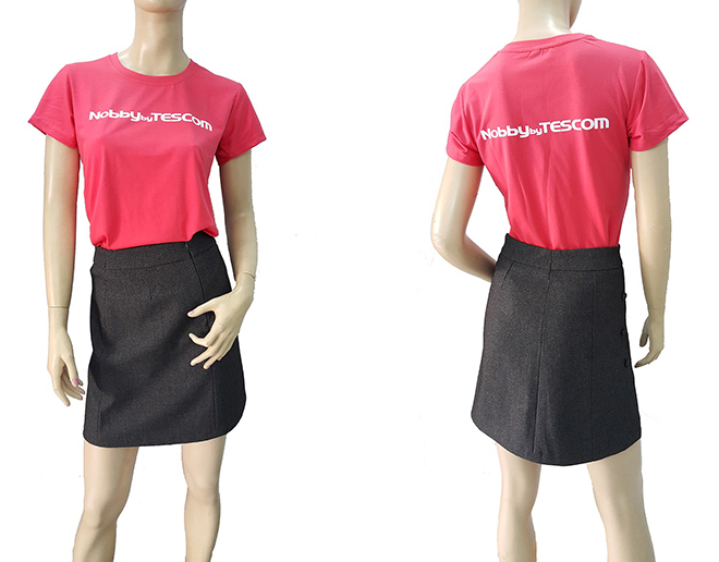 Đồng phục áo thun của công ty Nobby By Tescom