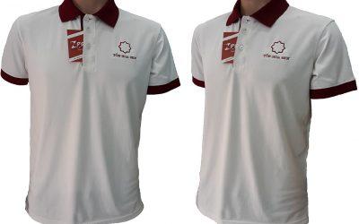 Áo thun Đồng phục công nhân của Tôn Hoa Sen