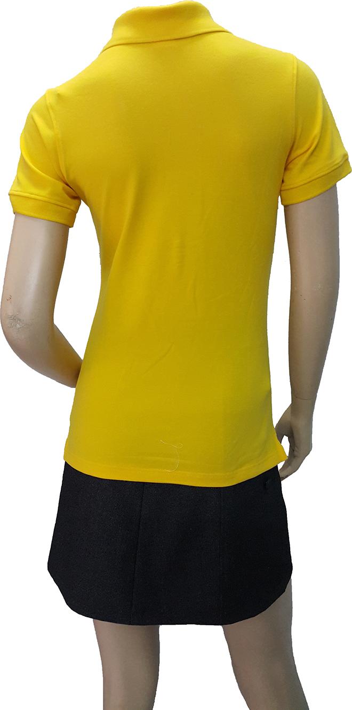 Áo thun đồng phục công ty thời trang YOUNGONE đã may thành phẩm - hình 4 - zeeuni.com