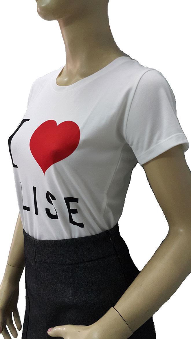 In chuyển nhiệt lên áo giúp hình ảnh rõ nét và bám chắc vào áo.