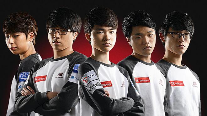 Đội hình SK Telecom T1 K trước thềm Siêu Sao Đại Chiến 2014