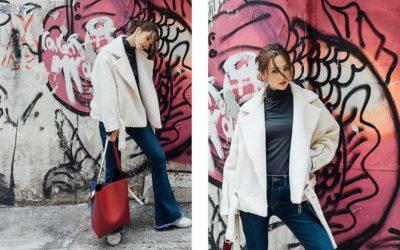 Cách phối áo khoác vừa đẹp vừa ấm áp của giới trẻ trên thế giới - hình 8 - zeeuni.com
