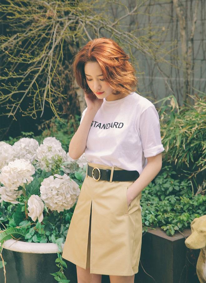 Cách phối áo thun trẻ trung năng động - hình 12 - zeeuni.com