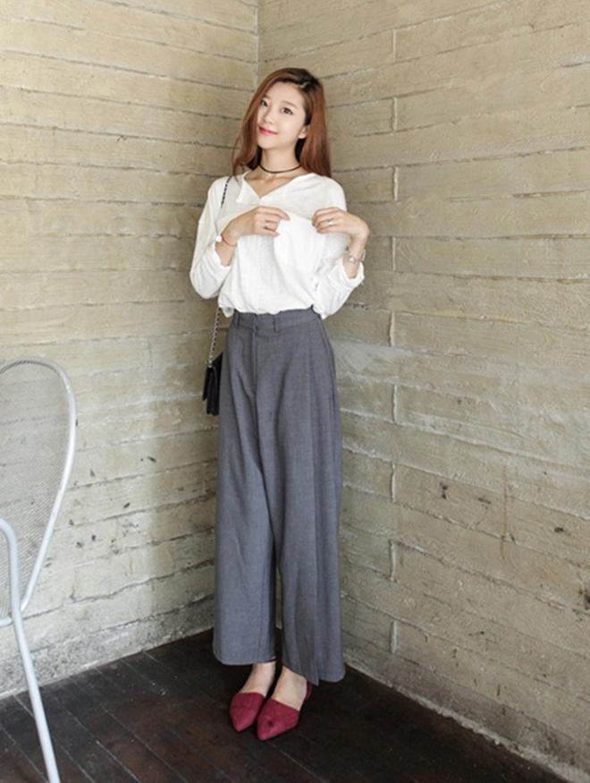 Cùng bật mí bí quyết mặc đồ thế nào để sành điệu hơn nơi công sở - hình 5 - zeeuni.com