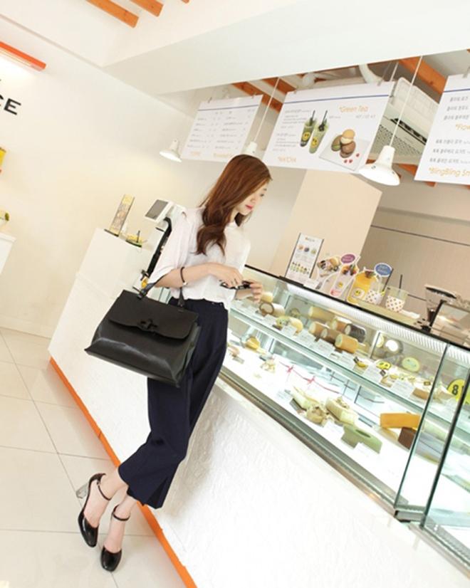 Cùng bật mí bí quyết mặc đồ thế nào để sành điệu hơn nơi công sở - hình 6 - zeeuni.com