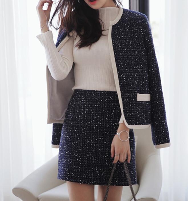 Cùng bật mí bí quyết mặc đồ thế nào để sành điệu hơn nơi công sở - hình 8 - zeeuni.com